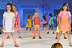 Børne modeshow - Childrens fashion fair