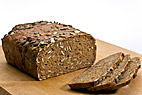 Græskarrugbrød - Rye bread with pumpkin grains