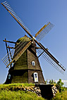 Møllen i Melby - Melby old windmill