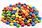 Bunke M&M - Heap of M&M candies