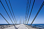 Øresundsbroen - The Oresund Bridge between Denmark and Sweden