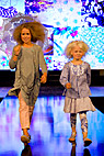 Børnenes modeshow - Childrens Fashion show CiffKids in Copenhagen