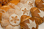 Dekorativt brød - Beautiful breads