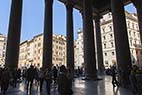 Pantheon - The Pantheon in Rome Italy
