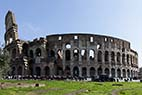 Colossseum i Rom - Colosseum in Rom, Italy