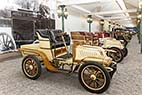 Bugatti museet i Mulhouse - Inside the National Museum Schlumpf Collection at Mulhouse, Alsace, France