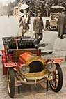 Bugatti museet i Mulhouse - Clement Bayard Torpedo from 1912 at the National Museum Schlumpf Collection at Mulhouse, Alsace, France