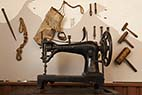Singer symaskine - Old Singer sewing machine